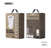 АЗУ REMAX ROKI USB*2 RCC219 WHITE