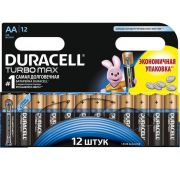 DURACELL LR6 (PACK 12) (144) TURBO MAX