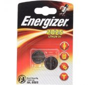 ENERGIZER CR2025 (PACK 2)